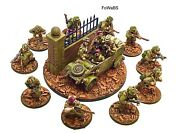 Bolt Action 28mm British Airborne Andldquo Taxi Andldquo - Painted By Fowabs.