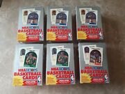 1989-90 Nba Hoops Basketball Series 2 Wax Box 36 Packs Pulled From Sealed Case