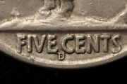 1938-d/s Buffalo Nickel -- Xf To Au Condition