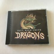 Paul Reed Smith Dragons Cd Rare Jazz-rock Blues Prs Guitars Self-released