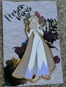 Elsa Fantasy Pin Frozen 2 With Elements - Limited Edition 50