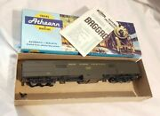 Athearn Ho New York Central Lines Baggage Car