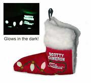 Scotty Cameron Golf Cover 2006 Holiday Socks Red Putter Cover