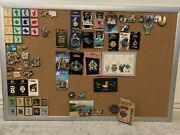 Rare Lot Of 74 Limited Edition And Imagineering Disney Pins Htf Pixar Authentic