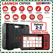 Launch Professional All System Diagnostic Kit - Compatible With All Car Brands