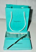 Vintage 80s And Co Angela Cummings Sterling Silver Pen