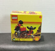 New Factory Sealed Lego Fright Knight's Catapult 2540 Shell Promotion