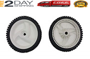 2 Craftsman Front Drive Wheels For Self-propelled Mower 675 Series Briggs Engine