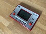 Nintendo / Mego Corp Game And Watch Time Out Toss Up / Ball 1980 Lcd Game Superb