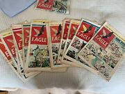 1950 Vol 1 Eagle Comic Nos. 1 To 23 14th April 1950 To 15th Sept 1950
