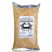 Crab Meal - Organic Crab Meal Fertilizer Crab Shell In Bulk 5 Pounds