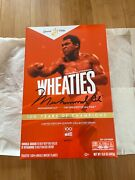 Wheaties Century Collection Gold Box 1 Muhammad Ali Box Of 5 New❗in Hand❗