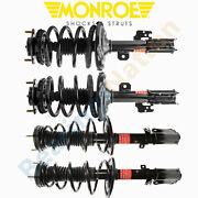 Monroe Quick Struts Complete Assembly For 2007-2011 Toyota Camry 3.5l