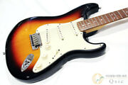 Fender American Deluxe Stratocaster Electric Guitar 6 String N3 Made In 2009