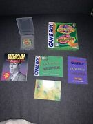 Arcade Classic 2 Centipede Millipede Nintendo Game Boy With Box And Manual