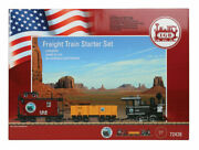 Lgb Of America-american Freight Starter Set - Standard Dc -- Lake George And Bould