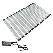 12 Panels 12 Inch Led Dimmable Under Cabinet Lighting Kit, Warm White 3000k