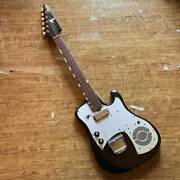 Teisco Trg-1 Single Cutway 6 String Electric Guitar Shipped From Japan