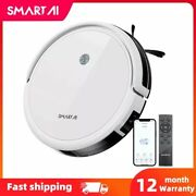 Robotic Vacuum Cleaner With Uv Lamp Wet Mopping Smart Home Cleaning Robot