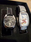 Disney Fantasia 70th Anniversary Mickey Mouse Watch World Limited 3000