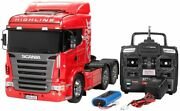 Tamiya 56322 Tractor Truck Scania R620 6x4 Highline Full Operation Assembly Kit