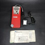 Vintage Tif Instruments 8800 Combustable Gas Detector With Case