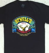 Vintage Schell's Beer T Shirt _ Size Large Runs A Bit Small