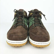 Us10 Nike Dunk Cmft Wb Army Olive Comfort Winter Boots 805995-300