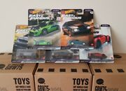 Hot Wheels Fast And Furious Fast Stars Eclipse Dodge Charger Mustang Lykan 2021