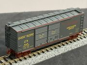 N Scale Micro Trains 23230 Union Pacific Challenger 40' Standard Box Car Up 9149