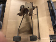1967 Ford Truck Clutch And Brake Pedal Assembly. One Year Only Parts