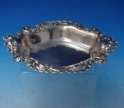Romaine By Reed And Barton Sterling Silver Nut Dish X499 1 X 7 1/4 5158