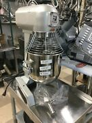 Mixer 15 Qt New Nsf / Power At 115 Complete / Champion