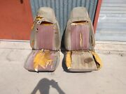 Dodge Challenger Charger Plymouth Barracuda Gtx Bucket Seats 70 71
