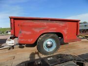 1955 1957 Chevy Gmc Pickup Truck Bed With Chevrolet Tailgate Fenders 1958 1959