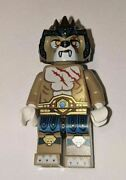 Lego Legends Of Chima 70010 The Lion Chi Temple Longtooth Minifigure Minifig Htf