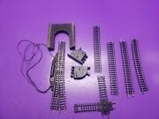 Atlas N Scale Mixed Brands Track Or Accessories Lot Used May Need Cleaning