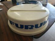 Furuno 1751 Mark 2 Rdp-099 Receiver And Rsb-0067 Radar Dome 17.1 2kw W/ Cable