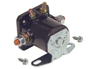 New 1965-66 Mustang Starter Solenoid Gt Shelby Fomoco Script Brown Ford