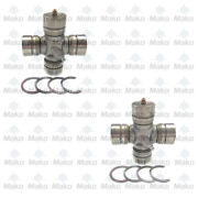 Set Of Two Universal Joints For 2005-2007 Toyota Sequoia 5-3221x Isr