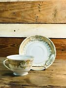 Occupied Japan Sone China Cup And Saucer