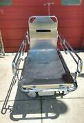 800lbs Capacity Hausted 462 Horizon Airglide Hospital Transport Gurney Stretcher
