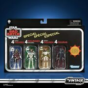 Star Wars The Vintage Collection The Bad Batch Special 4 Pack 3.75 Jan Preorder