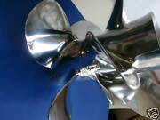Signature Four By Four Propellers For Bravo Iii Sea Ray 22 Pitch