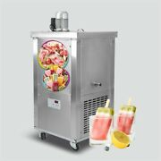 Kolice Commercial Slim Mold Ice Popsicle Machineice Pop Machineice Lolly Maker