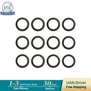 For Mercury Mercuiser 12-19183 3 And 18-2945 12pc Lower Gearcase Drain Gasket