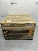Generac 30 Amp Upgradeable Manual Transfer Switch 48453 P-8