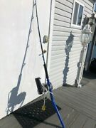 Commercial Fish Winch 12/0 Electric Rod And Reelselectric Fishing Rods And Reels