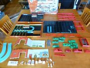 Vintage 1950's Riverside Service Station Superior Toys By T. Cohn Inc. 899w