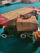 Anti Aircraft 1930s Units Of The British Army Rare Toy Set With Box